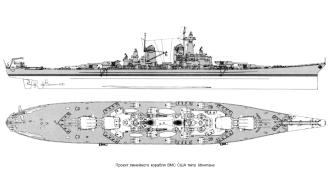 USS Montana BB-67