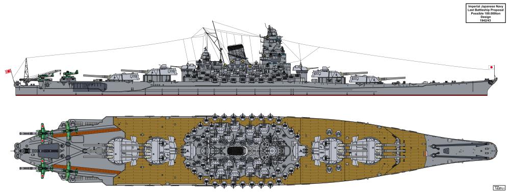 100.000t Super-Yamato